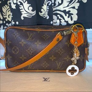 Louis Vuitton Vintage Authentic Marly Crossbody